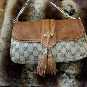 Authentic Gucci collection purse